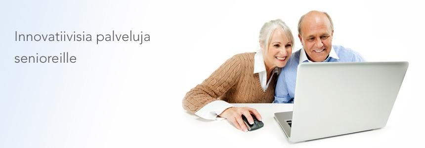 Innovatiivisia palveluja senioreille